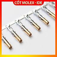 Đầu cốt JMT Molex - IDE mạ vàng - đầu cos Molex IDE thumbnail