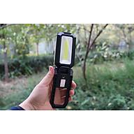 Đèn led cắm trại sạc điện W560COB (Tặng kèm miếng thép đa năng 11in1) thumbnail