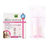 Hộp 50 túi trữ sữa Nhật Bản 250ml tiệt trùng an toàn thumbnail