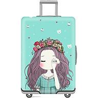Vỏ vali - Cô gái thumbnail
