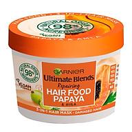 Mặt nạ tóc Garnier Ultimate Blends Hair Food - 390ml thumbnail