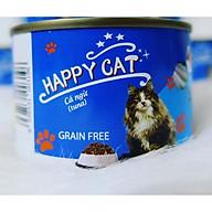 Pate cá ngừ Happy Cat cho mèo 160gr thumbnail
