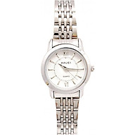 Đồng hồ Nữ Halei - HL509 Dây trắng thumbnail