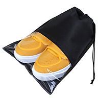 Combo 5 Túi Đựng Giày Dép Có Dây Rút, Bảo Quản Giày Dép, Chống Bụi, Chất Liệu Vải Không Dệt Vô Cùng Sạch Sẽ Và Tiện Lợi thumbnail