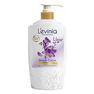 Sữa Tắm L evinia Trắng Mịn & Trẻ Hóa Da Collagen++ 700g thumbnail