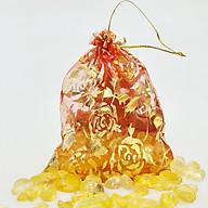 Túi Tài Lộc Thạch Anh Vàng 100g thumbnail