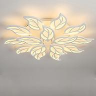 Đèn ốp trần LED mâm lá cây độc đáo ba màu ánh sáng có điều khiển từ xa Tree thumbnail