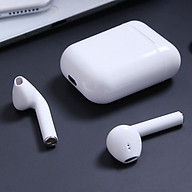 Tai Nghe Bluetooth i11 TWS 5.0 True wireless headset Cảm ứng - Hàng chính hãng - Tặng móc khóa Eiffel Tower thumbnail