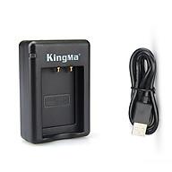 Bộ 2 pin và Đốc sạc đôi Kingma NP-BX1 cho Sony RX100,RX1,H400 - Hàng chính hãng thumbnail