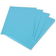 Giấy bìa Thái A4 - màu Xanh Dương thumbnail
