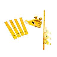Thước đo chiều cao nam châm dán tường cho bé của babyhop - BBH9901 thumbnail