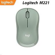 Chuột Bluetooth Logitech M221 Chuột không dây Im lặng thumbnail