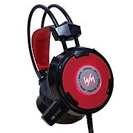 Tai nghe gaming chụp tai WangMing Computer Headser WM8900L- Hàng chính hãng thumbnail