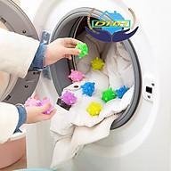 Bóng giặt quần áo - bóng giặt sinh học - bóng gai giặt đồ thông minh chống nhăn thumbnail