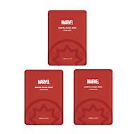 Combo 3 Mặt nạ Miniso dưỡng ẩm MARVEL - Hàng chính hãng thumbnail