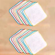 20 Tấm lót chống thấm cho bé sơ sinh - Tặng kèm 01 bịch giấy lót phân su cho bé thumbnail