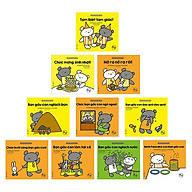 Bộ Sách Ehon - Cùng Chơi Với Gấu Con (Bộ 10 Cuốn) thumbnail