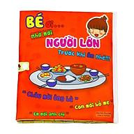 Sách Vải Tương Tác Căn Bếp Nhỏ - Có còi chíp chíp - Sách vải Pipo Việt Nam thumbnail