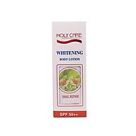 Kem dưỡng trắng da toàn thân Holy Care - Holy Care Whitening Body Lotion thumbnail