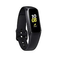 Samsung Galaxy Fit Black (Bluetooth), SM-R370NZKAXAR US Version with Warranty thumbnail