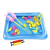Bể bơi câu cá dành cho bé thumbnail