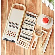 Set cắt, nạo, bào gọt rau củ 1167 - hàng Cao Cấp thumbnail