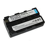 Pin sạc đèn Led NP-F550 dung lượng 2400mAh cho LED Yongnuo YN600 thumbnail