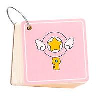 Bộ Thẻ Flashcard 95 Tờ Ghi Nhớ Học Từ Vựng Ngoại Ngữ - Giao Màu Ngẫu Nhiên thumbnail
