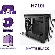 Vỏ Case Máy Tính NZXT H710i Màu Đen Sần - Hàng Chính Hãng thumbnail