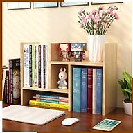 Kệ Sách Để Bàn Tiện Ích - Vân gỗ thumbnail