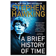Stephen Hawking A Brief History of Time (Mass Market Paperback) thumbnail