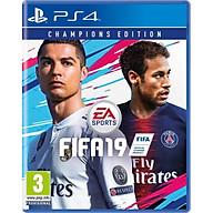 Đĩa game PS4 Fifa 19 Champion Edition thumbnail