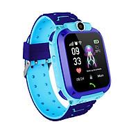 Đồng hồ thông minh theo dõi trẻ em có GPS, SOS, Camera, Cảnh báo nghe gọi 2 Chiều chống nước thumbnail