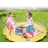 Đồ chơi thảm phun nước cho bé -hàng chính hãng thumbnail