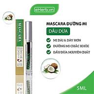 Mascara Dưỡng Mi Dầu Dừa Nguyên Chất Kích Thích Mi Mọc Dày & Dài Hơn MILAGANICS 5ml (Tuýp) thumbnail