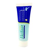 Kem bôi hỗ trợ trị mụn Akifast Hỗ trợ kháng khuẩn, giảm viêm da, chăm sóc và bảo vệ vùng da hư tổn thumbnail