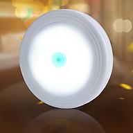 Đèn led dán tủ dán tường version 2 - Tặng kèm 3 móc dán tường (màu ngẫu nhiên) thumbnail