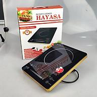 [Không Kén Nồi] Bếp Hồng Ngoại không kén nồi Hayasa 78, mặt kiếng, phím cảm ứng-hàng chính hãng thumbnail