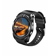 Đồng Hồ Thông Minh Bluetooth 4.0 Chống Thấm Nước- Đen thumbnail