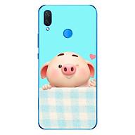 Ốp lưng dẻo cho điện thoại Huawei Y9 2019_Pig Cute 07 thumbnail