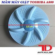 Mâm dành cho máy giặt TOSHIBA A800 33cm thumbnail