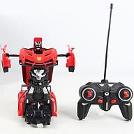 Đồ chơi rô bốt biến hình Transformer điều khiển RD512-G thumbnail