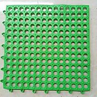 Thảm Chống Trơn Trượt Nhà Tắm Nhựa PVC Dẻo Lỗ Ghép Kháng Khuẩn Công Nghệ Nhật Bản thumbnail