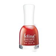Sơn móng tay Felina 18ml CS331 - Cherry Đỏ thumbnail