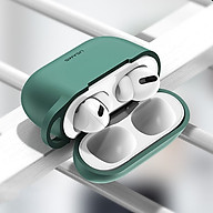 Airpods Pro Case Ốp Bảo Vệ Silicon Cho Airpods Pro Hiệu Usam_Hàng Nhập Khẩu thumbnail