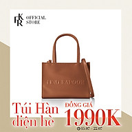 Túi đeo chéo nữ Mona Bag 17 FBMB17XB0TN - màu vàng thumbnail