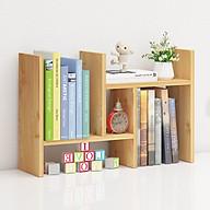 Kệ sách gỗ để bàn - Tủ,kệ sách mini - Giao màu sắc ngẫu nhiên thumbnail