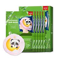 Hộp Mặt Nạ Dưỡng Tóc Ban Đêm Panda SNP OverNight Hair Mask thumbnail
