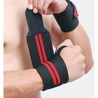 Đôi dây quấn cổ tay bản 2 sọc phù hợp nhiều kích cỡ tay AK.19 thumbnail