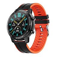 Đồng hồ thể thao thông minh S30 IP68 chống nước với màn hình 1.3 inch hỗ trợ nghe gọi nhắn tin, nhắc nhở, đo nhịp tim thumbnail